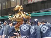 神田祭 すごかった!